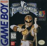 Mighty Morphin Power Rangers: The Movie (Game Boy)